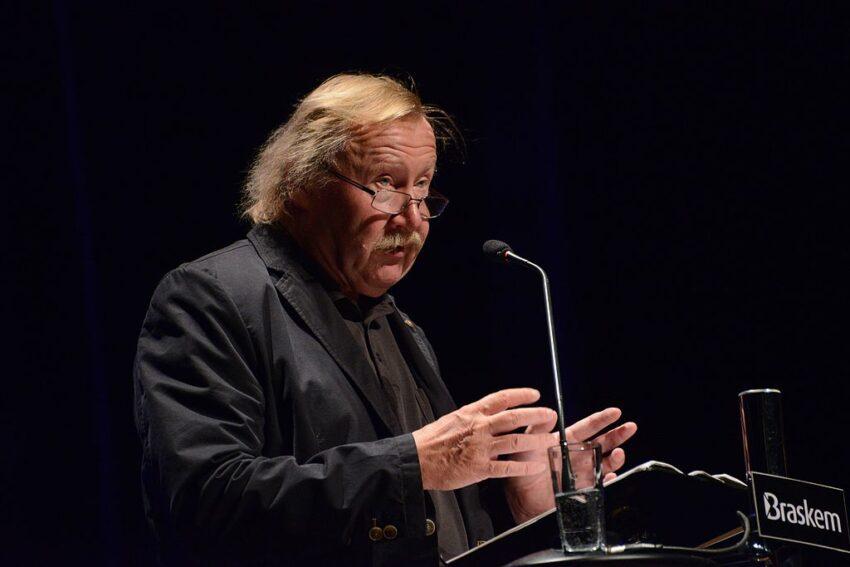 Der deutsche Philosoph Peter Sloterdijk will Steuern durch freiwillige Spenden ersetzen